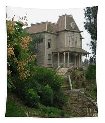 House Of Norman Bates Tapestry