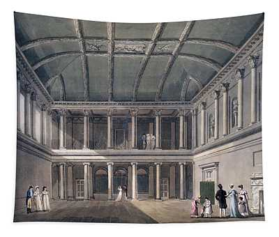Bath, The Concert Room, From Bath Tapestry