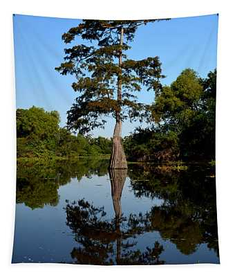 Bayou Reflections Tapestry