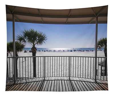 Beach Patio Tapestry