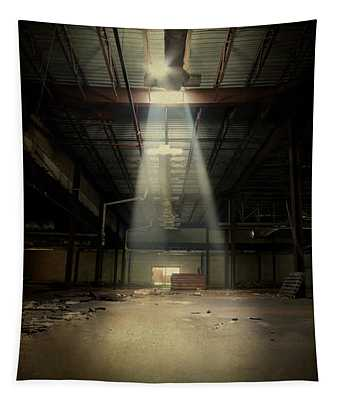Beam Me Up Tapestry