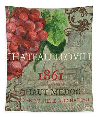 Beaujolais Nouveau 1 Tapestry