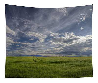 Beautiful Countryside Tapestry