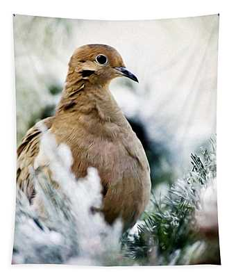 Beautiful Dove Tapestry