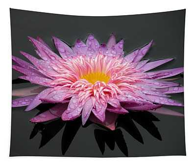 Beautiful Lily Tapestry