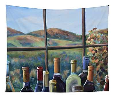 Beautiful View Tapestry