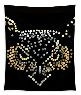 Bedazzled Owl Tapestry