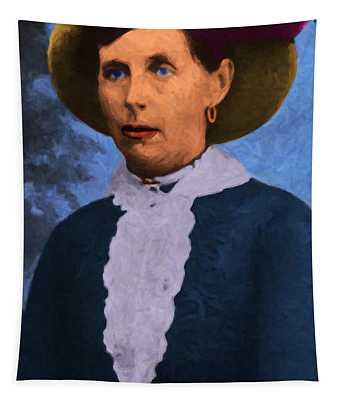 Belle Starr 20130514 Long Tapestry