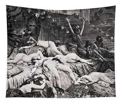 Belshazzars Feast Tapestry