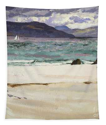 Ben Bhuie From The North End   Iona Tapestry