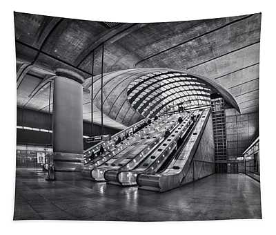 Canary Wharf Wall Tapestries