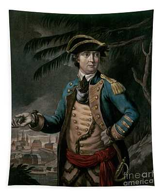 Benedict Arnold Tapestry