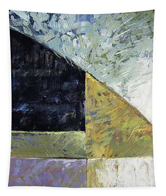 Bent On Abstraction Tapestry