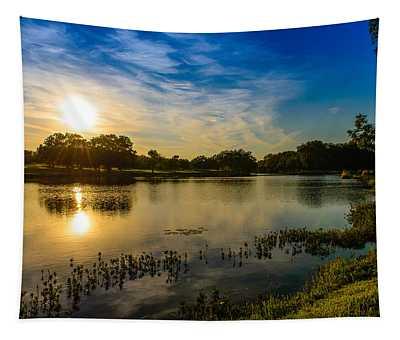 Berry Creek Pond Tapestry