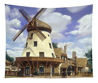 Bevo Mill Springtime Tapestry
