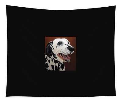 Bianca Rob's Dalmatian Tapestry
