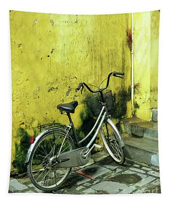 Bicycle 03 Tapestry
