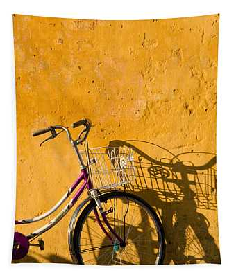 Bicycle 07 Tapestry