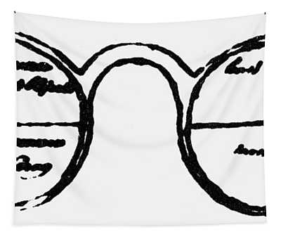 Bifocals, 1760s Tapestry