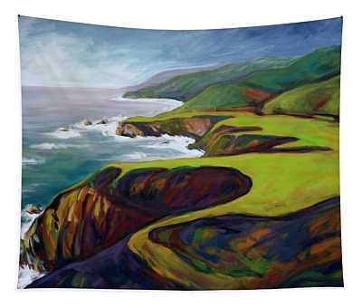 Big Sur 2 Tapestry