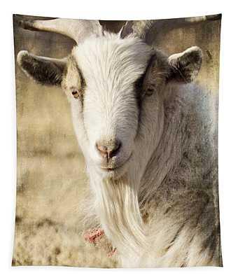 Billy Goat Tapestry