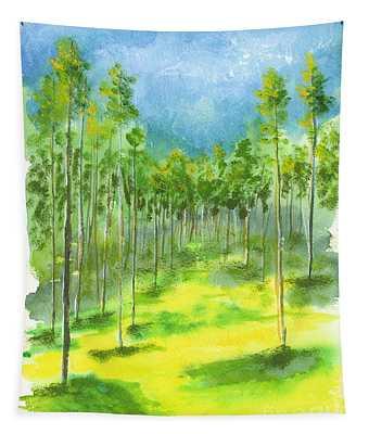 Birch Glen Tapestry