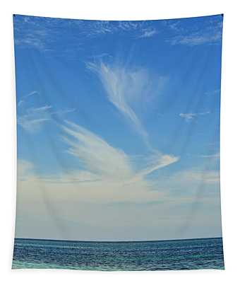 Bird Cloud Tapestry