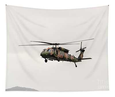 Black Hawk  Tapestry