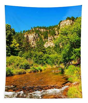 Black Hills Beauty Tapestry