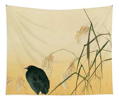 Blackbird Tapestry