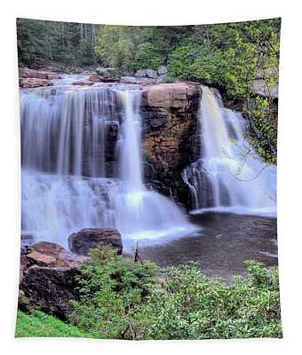 Blackwater Falls Tapestry