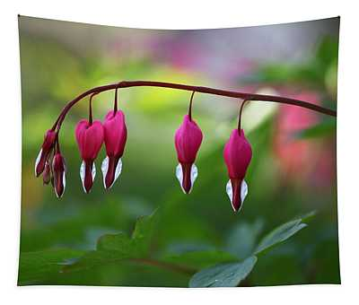 Bleeding Hearts Tapestry