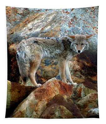 Blending In Nature Tapestry