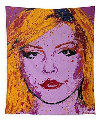 Blondie Tapestry