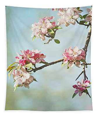 Tapestry featuring the photograph Blossom Branch by Kim Hojnacki