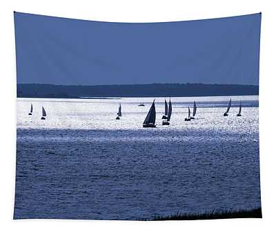 The Blue Armada Tapestry