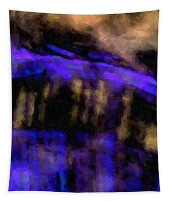 Blue Cliff Tapestry