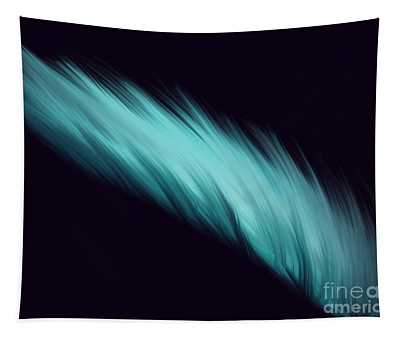 Blue Feather Tapestry