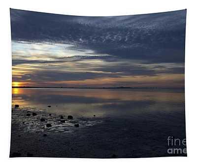 Blue Morning  Tapestry