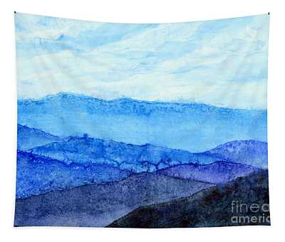 Blue Ridge Mountains Tapestry