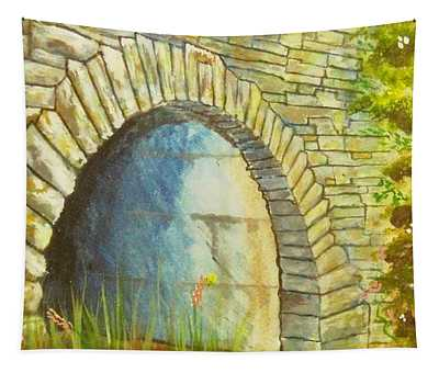 Blue Ridge Tunnel Tapestry