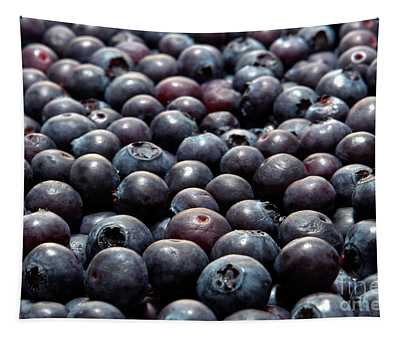 Blueberry Galore Tapestry