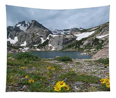 Bluebird Lake - Colorado Tapestry