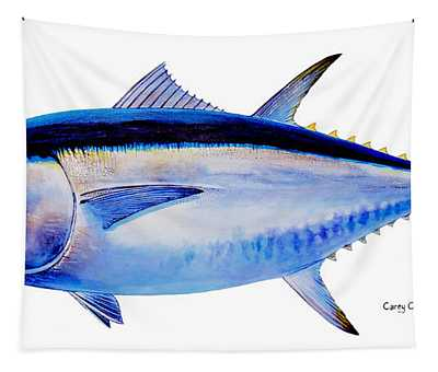 Bluefin Tuna Tapestry