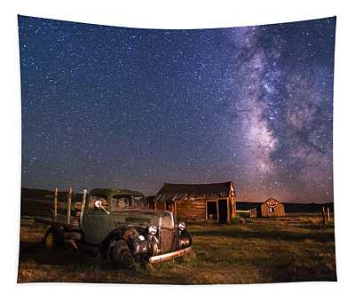 Bodie Nights Tapestry