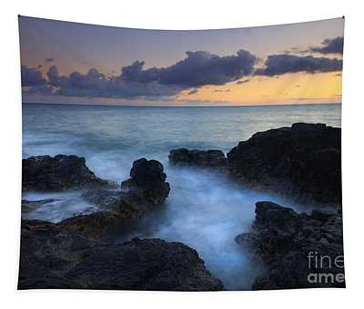 Boiling Sea Tapestry