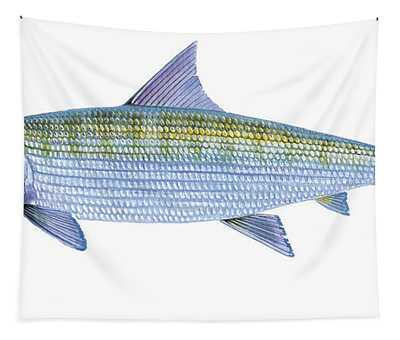 Bonefish Tapestry