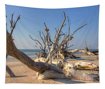 Boneyard Beach Tapestry