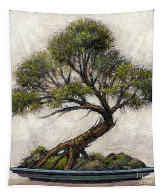Bonsai Cedar Tapestry