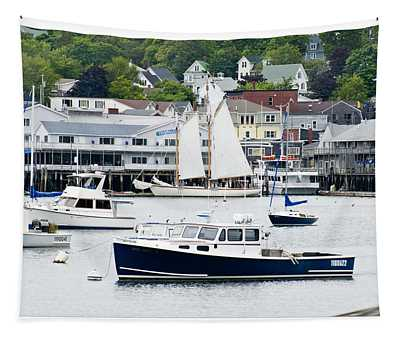 Boothbay Harbor Tapestry